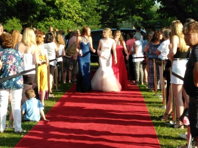 MINSTREL COURT PROM DANCE - LADIES
