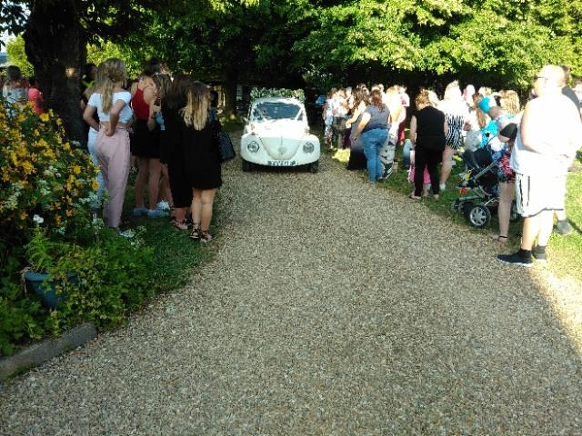 MINSTREL COURT PROM DANCE - VW