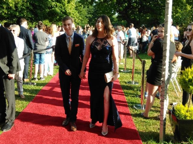 MINSTREL COURT PROM DANCE - COUPLE