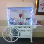 Minstrel Court Weddings Candy Cart