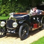 Minstrel court Weddings transport -classic Rolls Royce