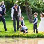 Minstrel Court Wedding Venue - Fish in the lake
