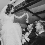 MINSTREL COURT LONG GALLERY-JEWISH BRIDE HORAH
