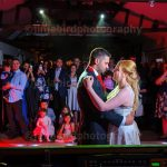 MINSTREL-COURT-LONG-GALLERY-BRIDE AND GROOM FIRST DANCE