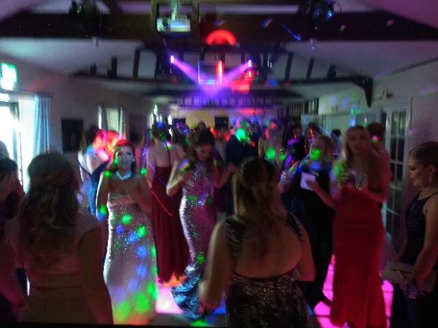 MINSTREL COURT PROM DANCE - DISCO