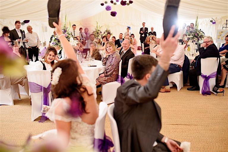 Minstrel Court Wedding Venue - a Dutch wedding in the Marquee