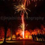 Minstrel Court weddings - Fireworks