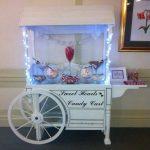 Minstrel Court Weddings Candy Cart