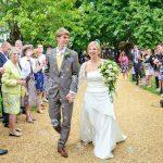 Minstrel Court Weddings - confetti of Bubbles