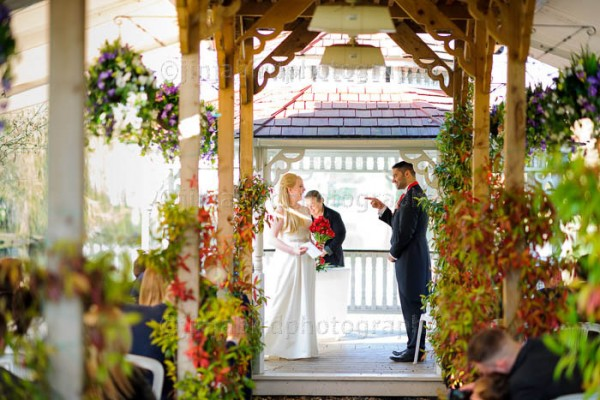 Minstrel Court Weddings - the meadow pavilion ceremony