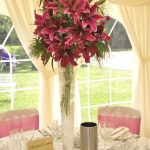 Minstrel Wedding Marquee - Table Setting