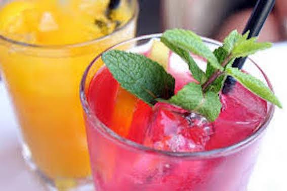 Wedding Fruit cocktail